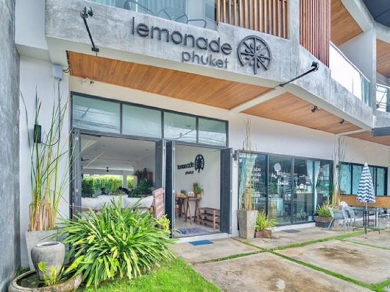 สมัครงาน Lemonade Phuket Hotel ภูเก็ต