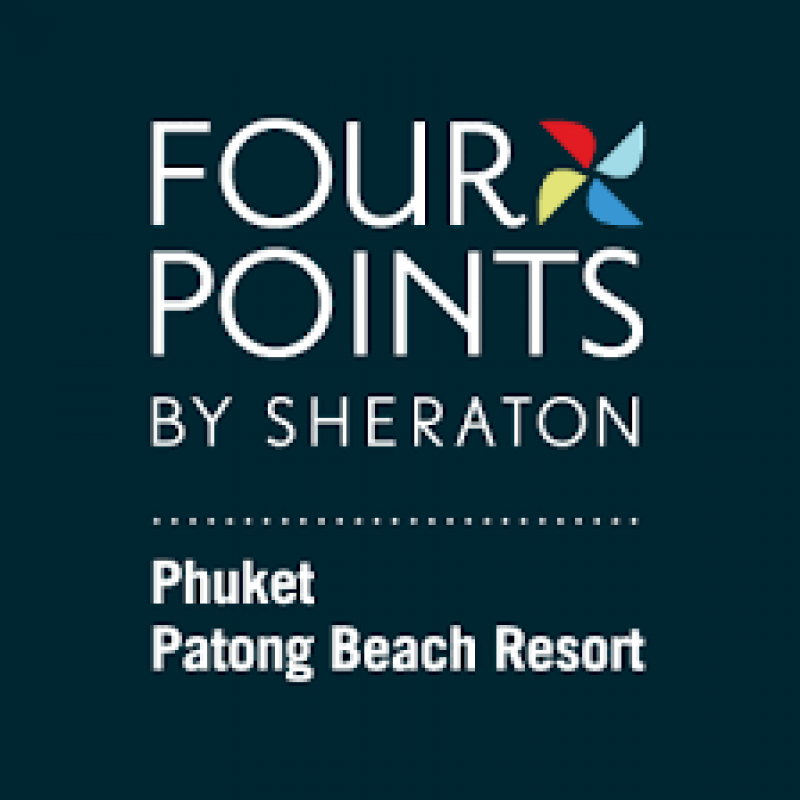 สมัครงาน โรงแรม Four Points by Sheraton Phuket Patong Beach Resort