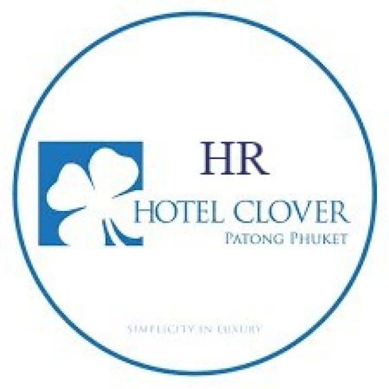 สมัครงาน HOTEL CLOVER PATONG PHUKET