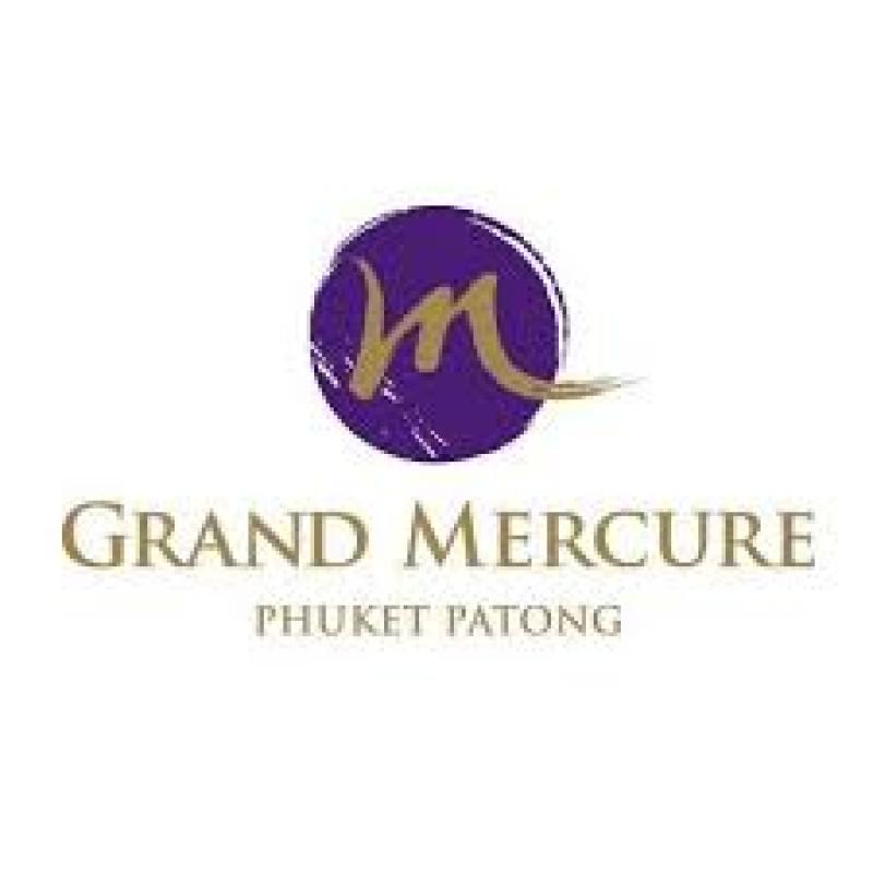 สมัครงาน GRAND MERCURE PHUKET PATONG
